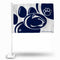 PENN STATE PAW BACKGROUND CAR FLAG