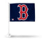 RED SOX SECONDARY DESIGN CAR FLAG
