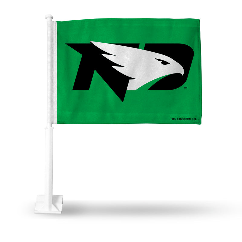 NORTH DAKOTA CAR FLAG