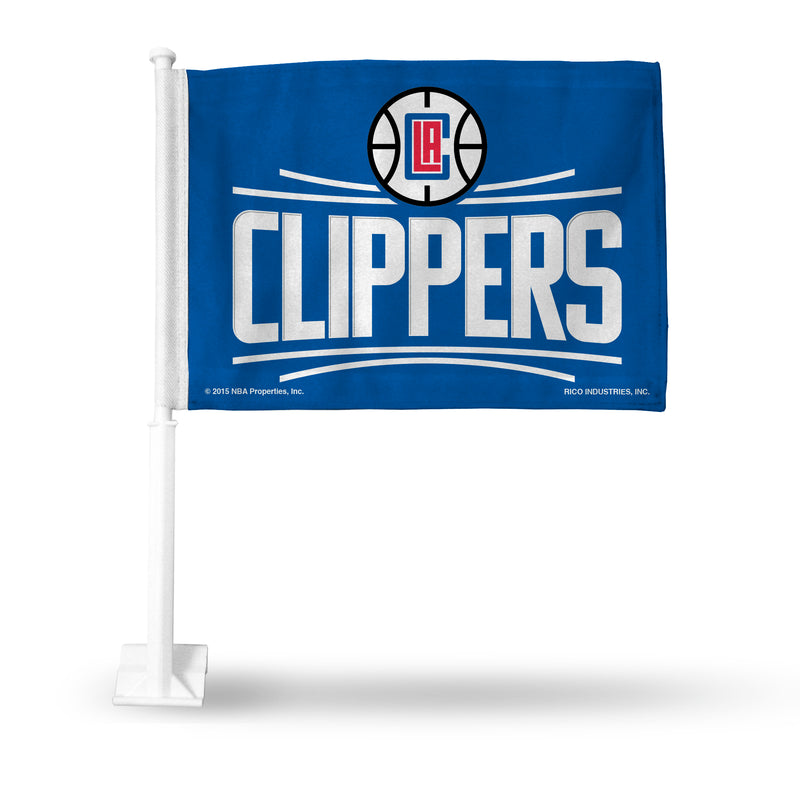 CLIPPERS CAR FLAG