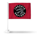 RAPTORS CAR FLAG