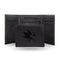 SHARKS  LASER ENGRAVED BLACK TRIFOLD WALLET