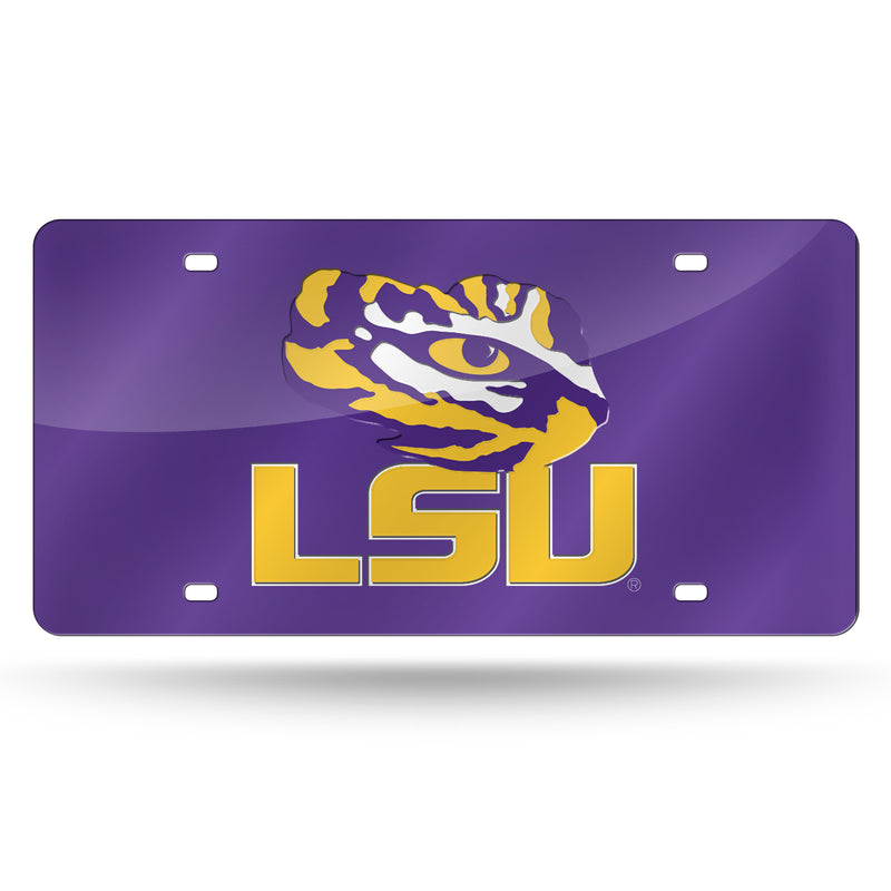 LSU LASER TAG - PURPLE
