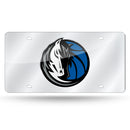 DALLAS MAVERICKS LASER TAG (SILVER)