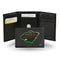 MINNESOTA WILD EMBROIDERED TRIFOLD