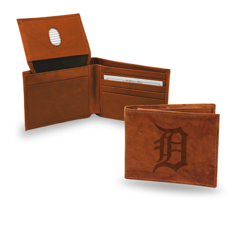 DETROIT TIGERS EMBOSSED BILLFOLD
