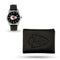 CHIEFS SPARO BLACK WATCH AND WALLET GIFT SET