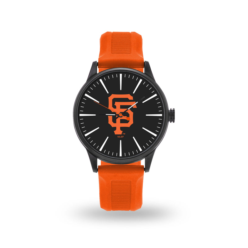 SPARO GIANTS - SF CHEER WATCH WITH ORANGE WATCH BAND