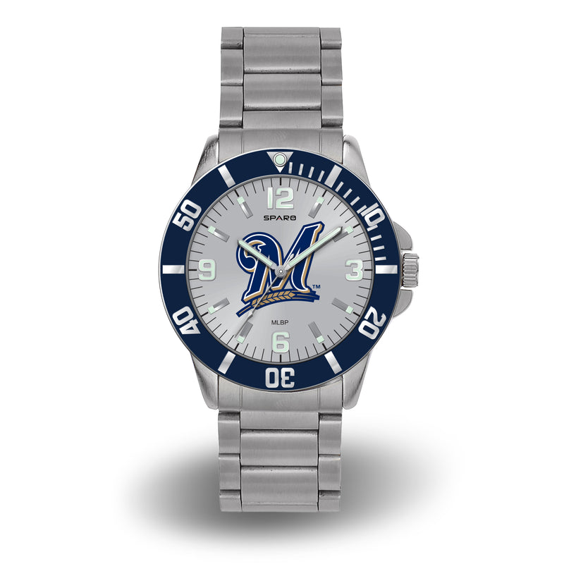 BREWERS SPARO KEY WATCH