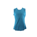 NWT Women's Asics Activewear Blue (52) Core Tank Top Shirt Size M