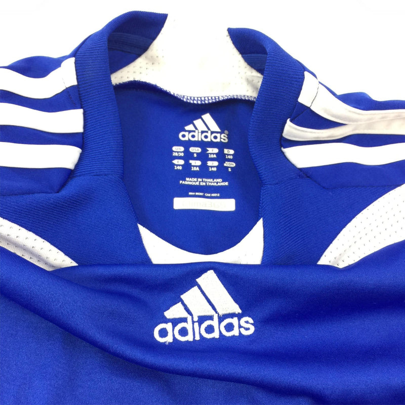 NWT Men's Adidas Onore JSY Y Athletic Blue And White Top Shirt Size S