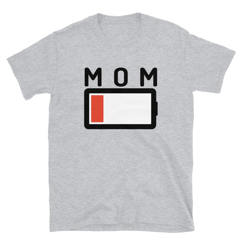 Mom Low Battery Charge T-Shirt