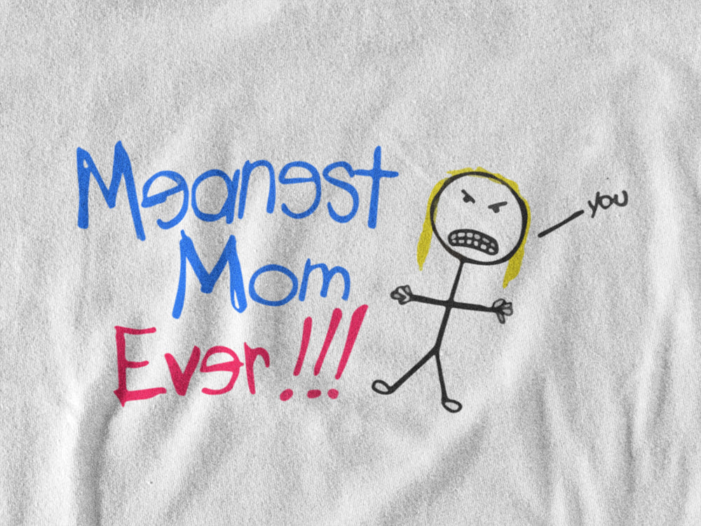 Funny Mom T-Shirt #34.)
