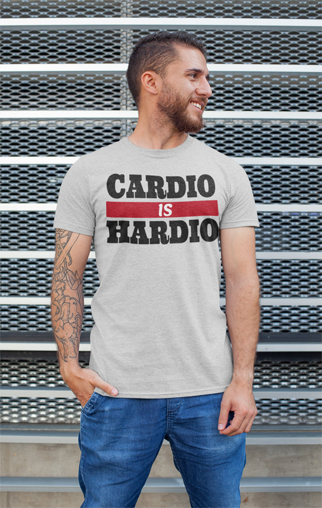 Funny Workout T-Shirt Image