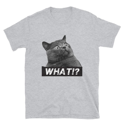 What Cat T-Shirt