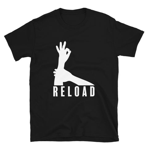 funny basketball t-shirts - black 3-Point Reload