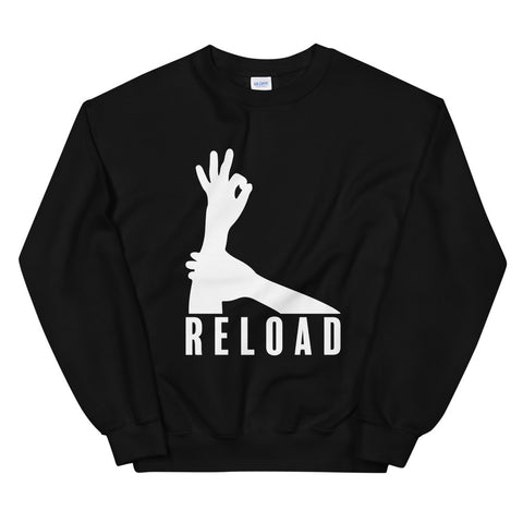 funny basketball sweatshirts - black 3-Point Reload