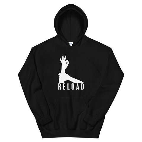 funny basketball hoodies - black 3-Point Reload