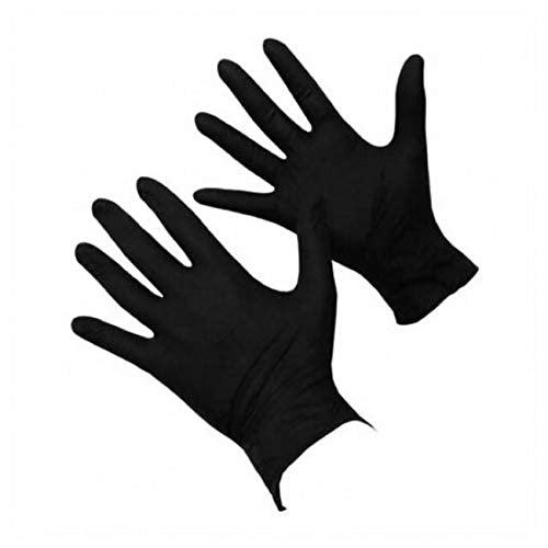 Nitrile Powder Free Heavy Duty Gloves (Box of 100)