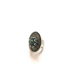 Nespresso coffee pod ring big