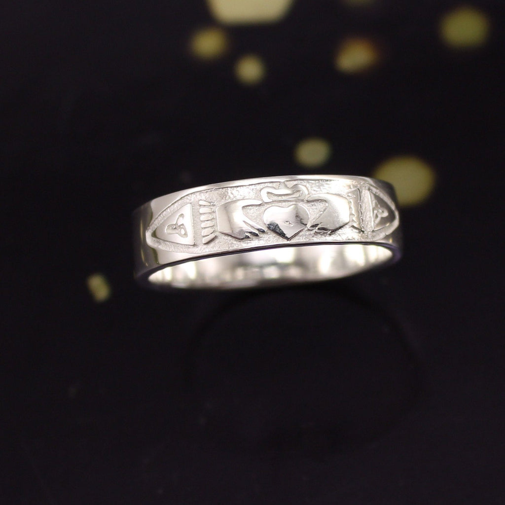 Jewelry - Irish Silver Celtic Ring