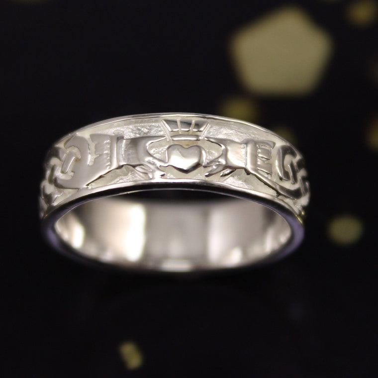 Jewelry - Silver Celtic Ring
