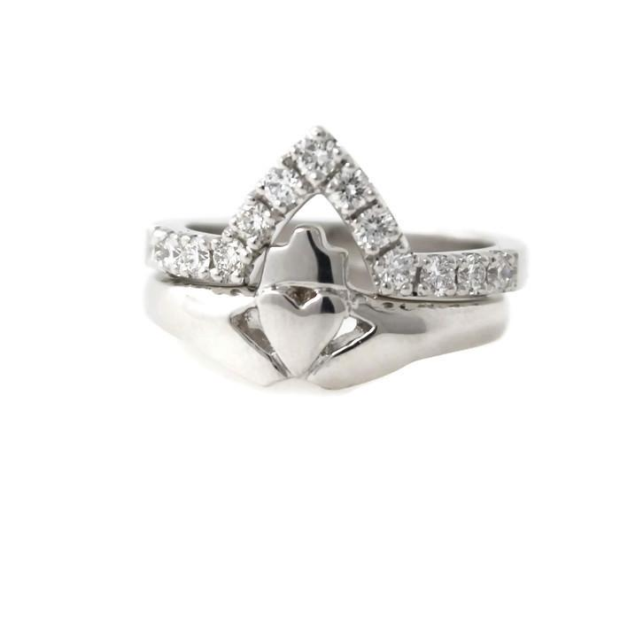 Jewelry - The Claddagh Wish Ring Set