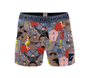 "Muchachomalo ""Chili X"" -  Boy's short"