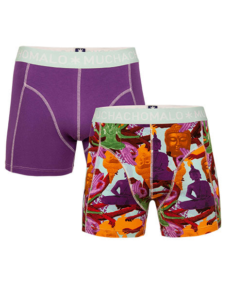 Muchachomalo - 2-pack Religion shorts boy's