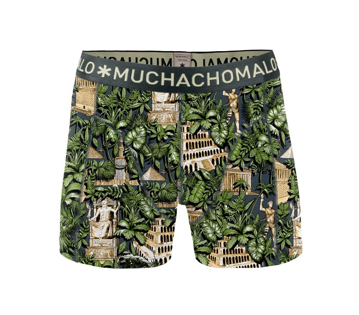 "Muchachomalo ""Seven"" - 2-pack boy's short"