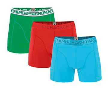"Muchachomalo ""Solid 218"" - 3-pack Boy's short - 1010JSOLID218"