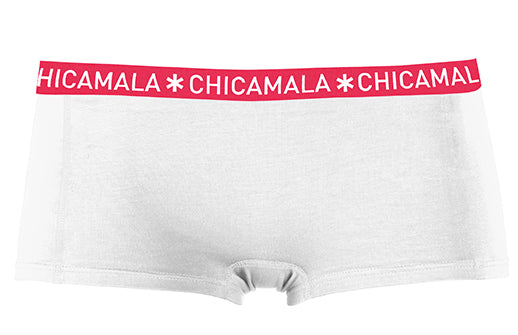 "Chicamala ""Leave"" - 2-pack Girls shorts"