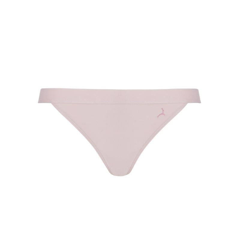 30034 Ten Cate dames Fine Tanga slip 2-pack - fresh powder