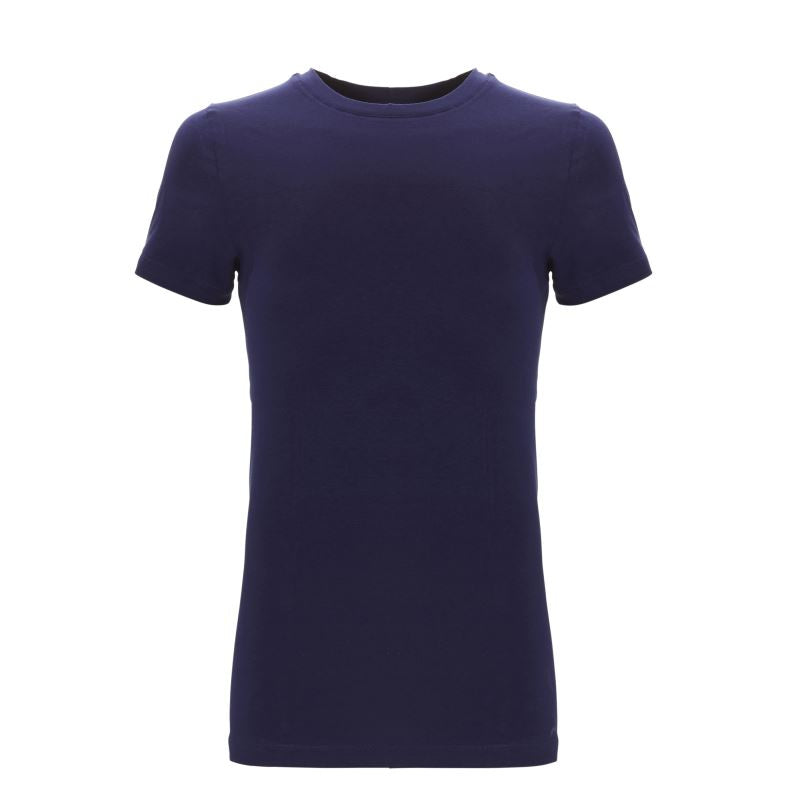 30044 Ten Cate boys basic T-shirt 13-18Y - donker blauw