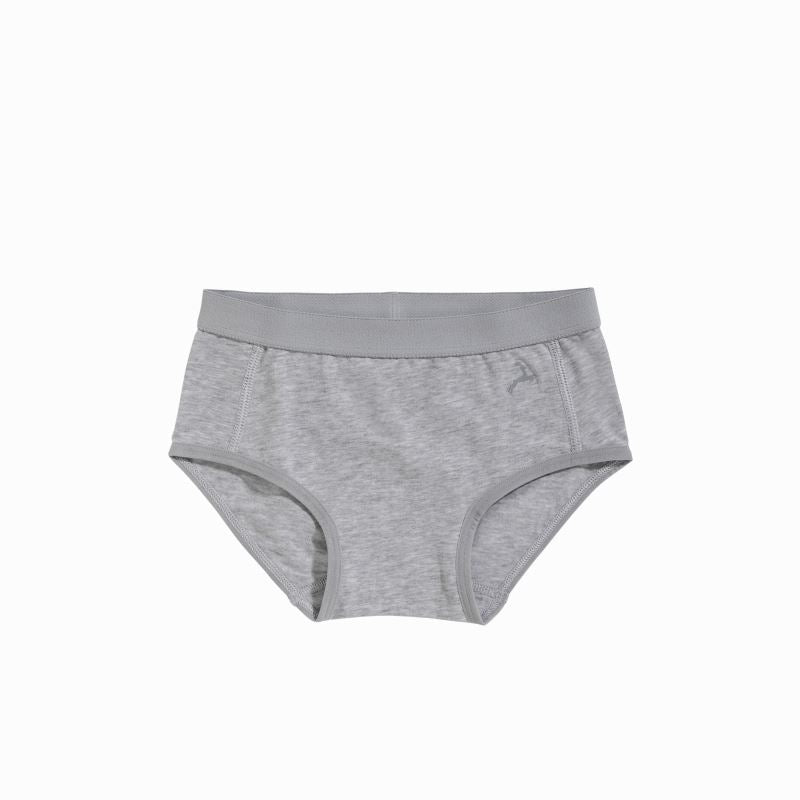 Ten Cate girls basic brief 2-6Y 30046-955-light grey melee