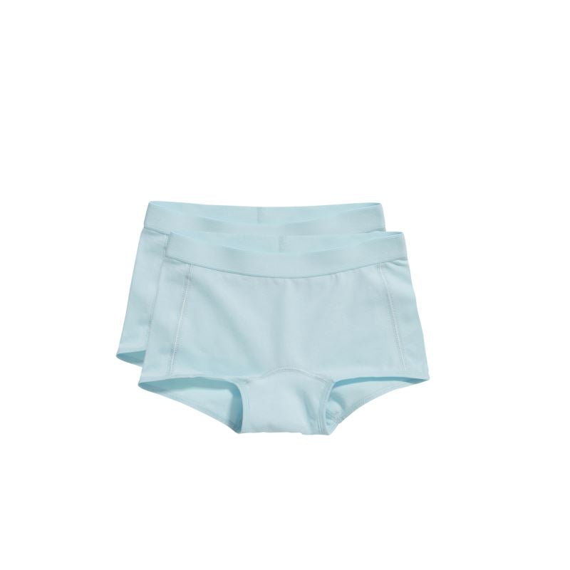 Ten Cate girls basic shorts 2-6Y 30047-983-iced aqua
