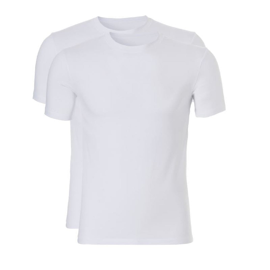 30227 Ten Cate Fine T-shirt 2-pack - wit - 30227-001-white