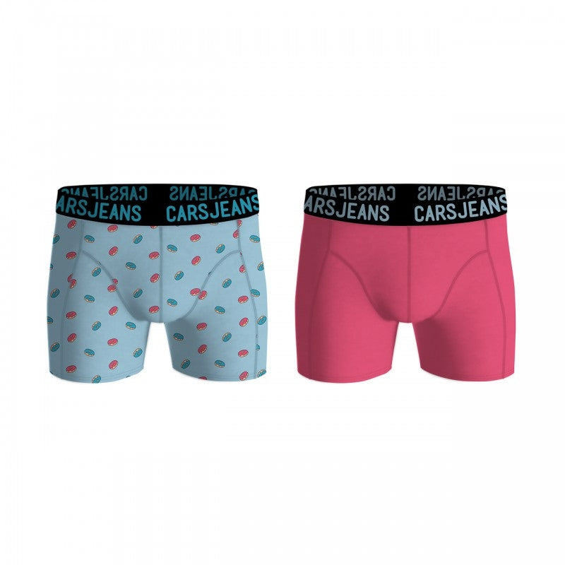 Cars Jeans boxer 2-pack - 4529765-fuchsia