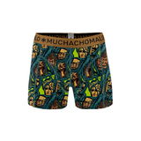 MUCHACHOMALO JONGENS SHORT 2-PACK ROOTS