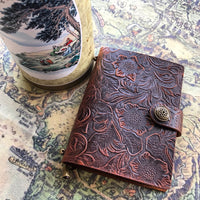 Vintage Leather Diary
