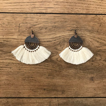 Load image into Gallery viewer, Fringe Tassel Earrings