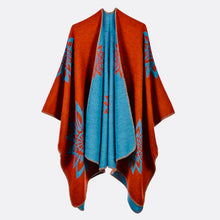 Load image into Gallery viewer, Reversible Poncho