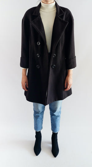 Structured Oaktree Coat