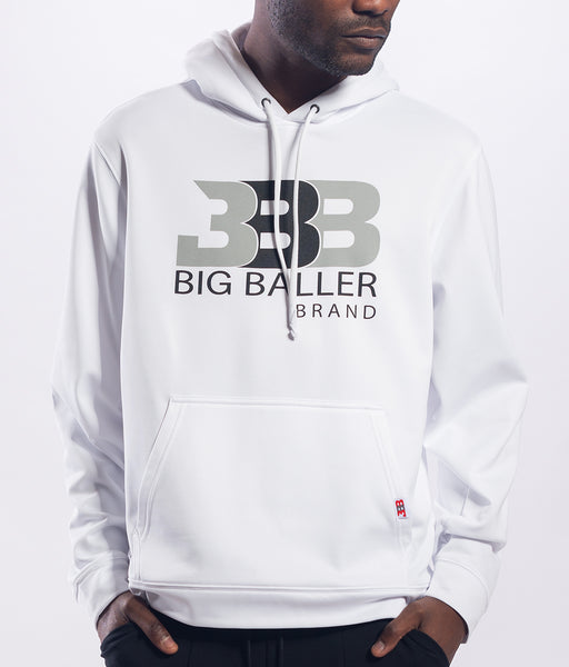 BBB Legends Hoodies White
