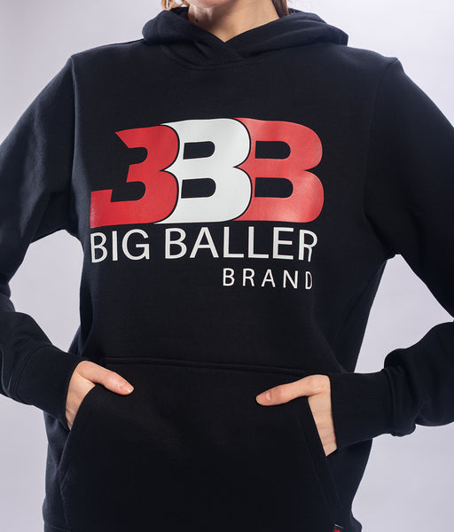 BBB Legends Hoodies Black