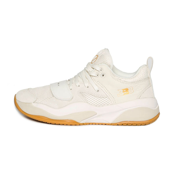 ZO2.19 Nu White with Gum Bottoms