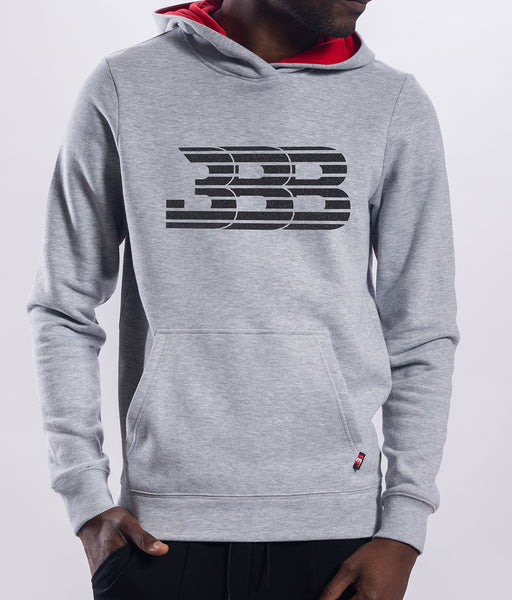 BBB Legends Hoodies Grey