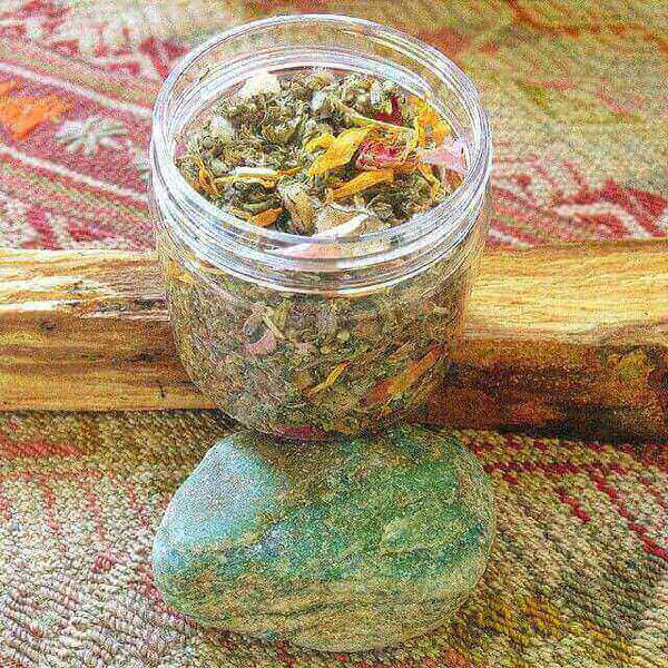 Holy Smoke - herbal cigarettes blend