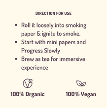 Load image into Gallery viewer, Holy Smoke ( Herbal Smoking Blend, Tobacco  & Nicotine substitute ) - 30g