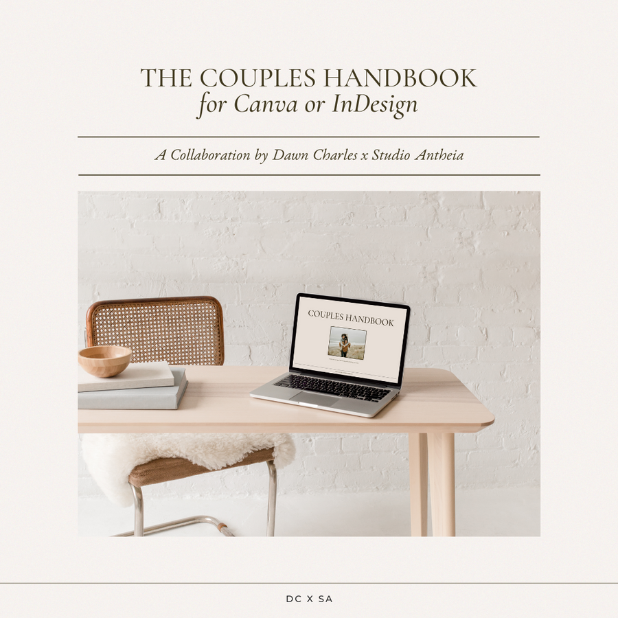 The Couples Handbook Template
